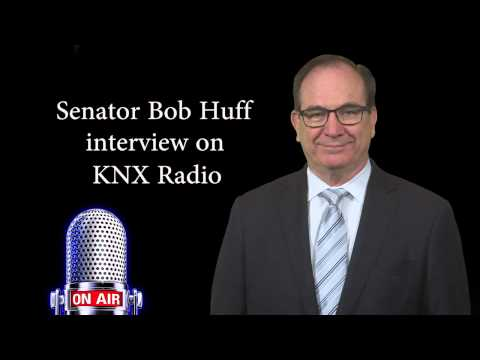 KNX Radio Interview on Road and Highway Funding