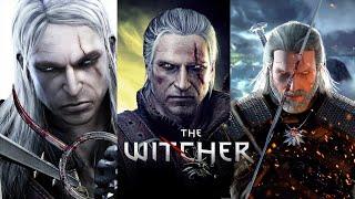 Краткий обзор первой и второй части The Witcher.