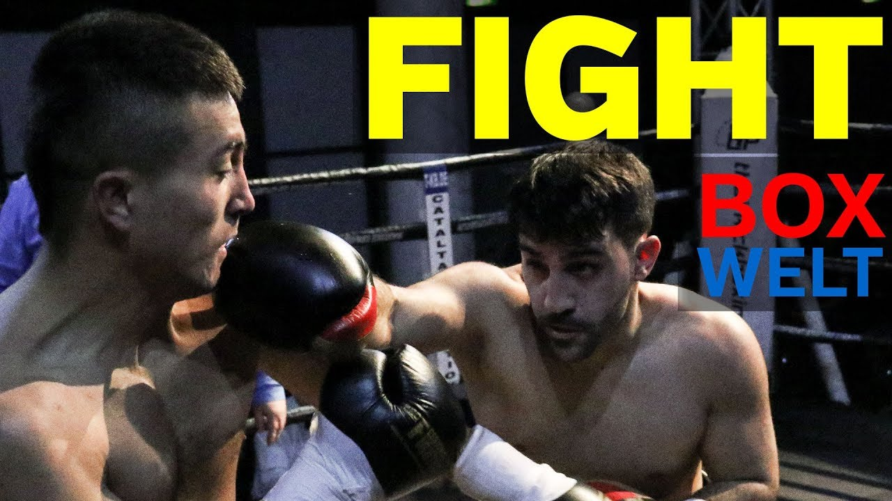 Björn Buchholz kamil thanh vs tarkan oezcoban 4 rounds middleweight