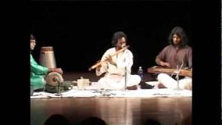 Soulful Carnatic Flute @ SWAR Arpan a SWAR Saraswati Foundation Concert, Delhi by G S Rajan Part 2