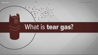 VERIFY: What is the difference between tear gas and CS gas?