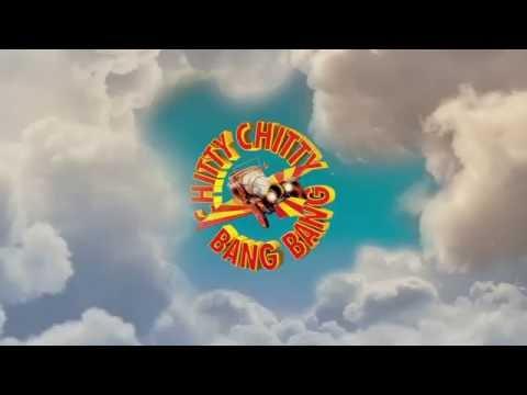 Chitty Chitty Bang Bang in Wimbledon!