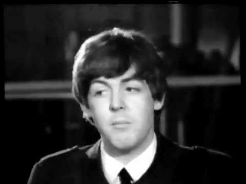 The Beatles - Famous 'Mockers' Interview 1964
