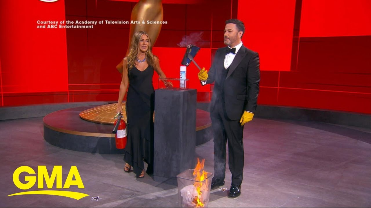 Biggest moments and winners of unique 72nd Emmy Awards l GMA