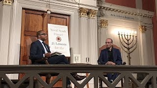 21 Lessons - Yuval Noah Harari in Conversation with Jonathan Capehart
