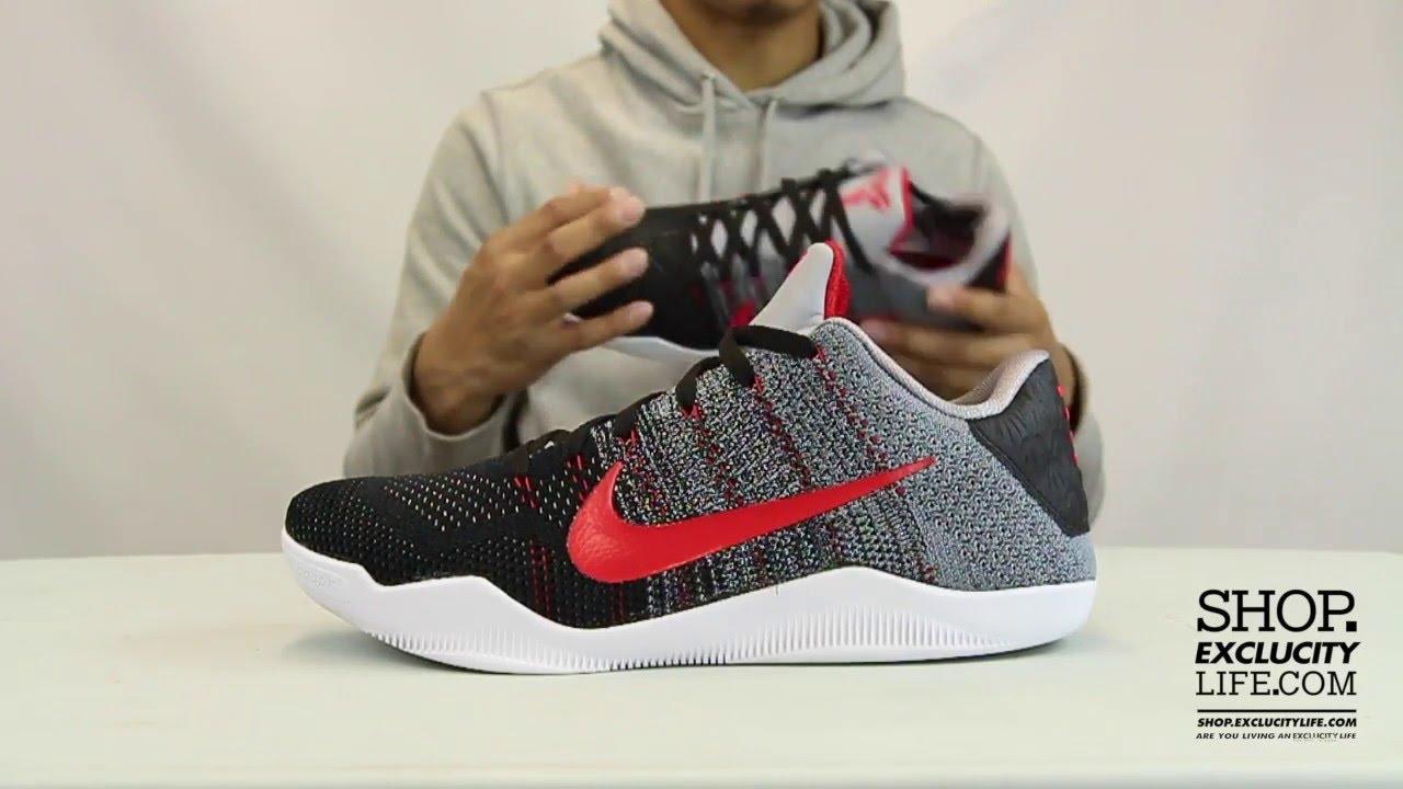 pretty nice 0b119 2788a Nike Kobe XI Elite Low