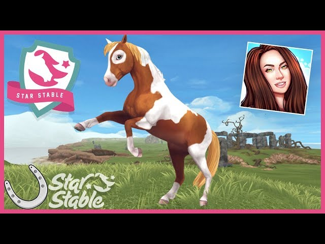 Star Stable Chincoteague Pony Update