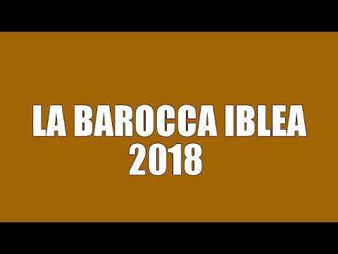 La Barocca Iblea 28/10/2018