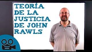 Teoría de la Justicia de John Rawls