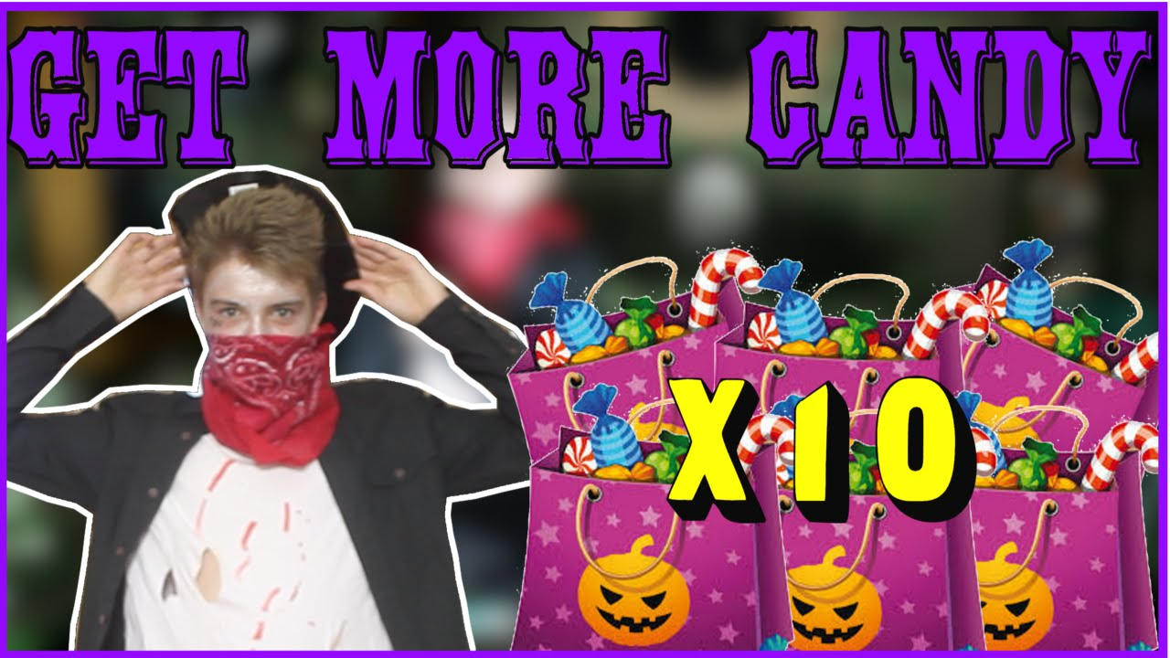 HOW TO GET MORE CANDY ON HALLOWEEN - HOW TO GET THE MOST CANDY ON ...