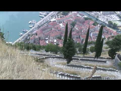 Kotor - Coastal city of Montenegro HD