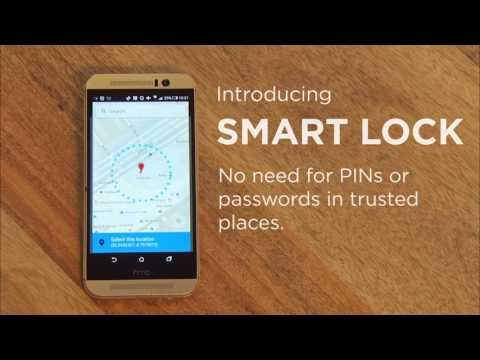 HTC Smart lock tutorial