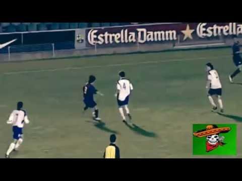 Lionel Messi - |  The Childhood |  Dribbling Skills And Runs |