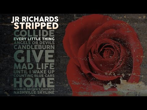 JR Richards - Every Little Thing - (Official) Original Singer Dishwalla