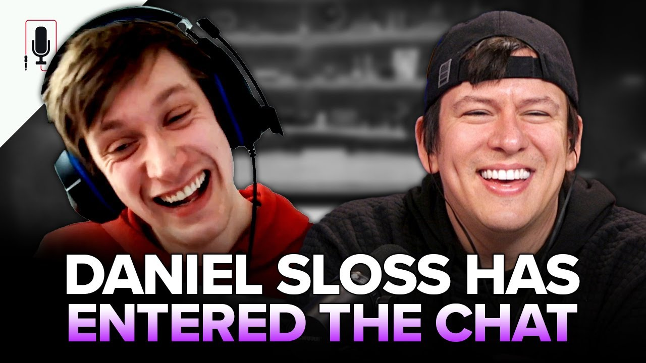 Daniel Sloss Gets Honest About Mental Health, Doing Mushrooms, Pandemic Comedy, & More! Ep 44