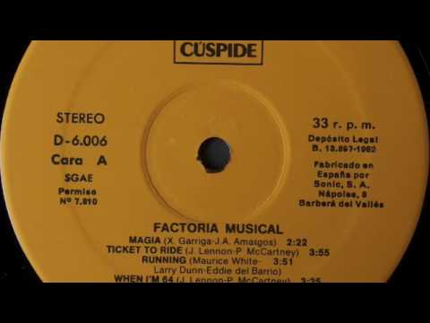 Factoria Musical   Running   Cúspide 1982