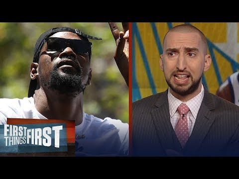 Nick Wright on why Kevin Durant staying on Warriors is not a done deal | NBA | FIRST THINGS FIRST