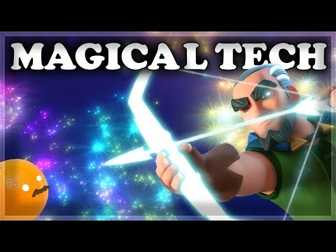 How to Use & Counter Magic Archer | Clash Royale 🍊