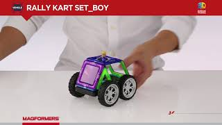 707016 RALLY KART SET BOY