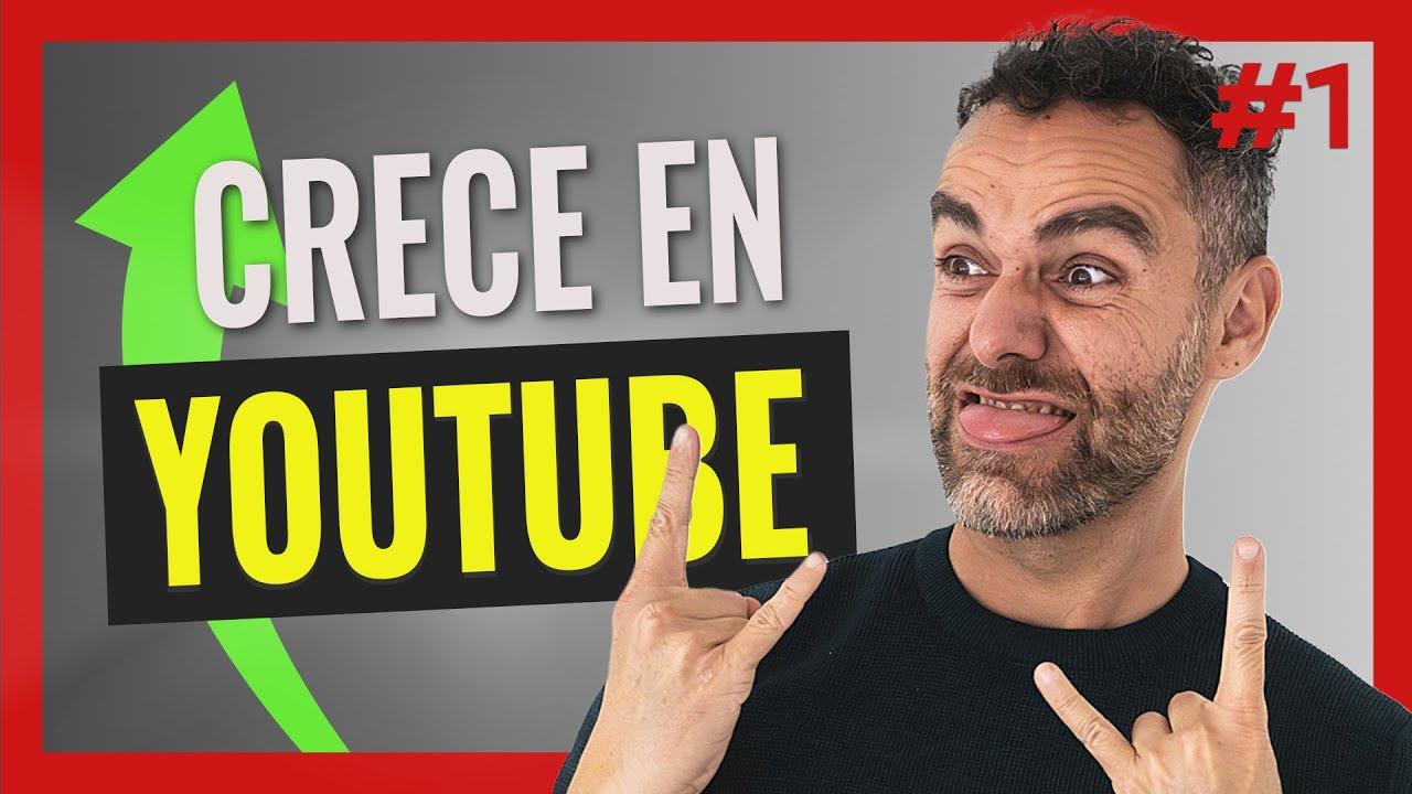 Download Cómo Empezar en YouTube 🔴CRECETUBE Lite #1 (Curso de Youtube)