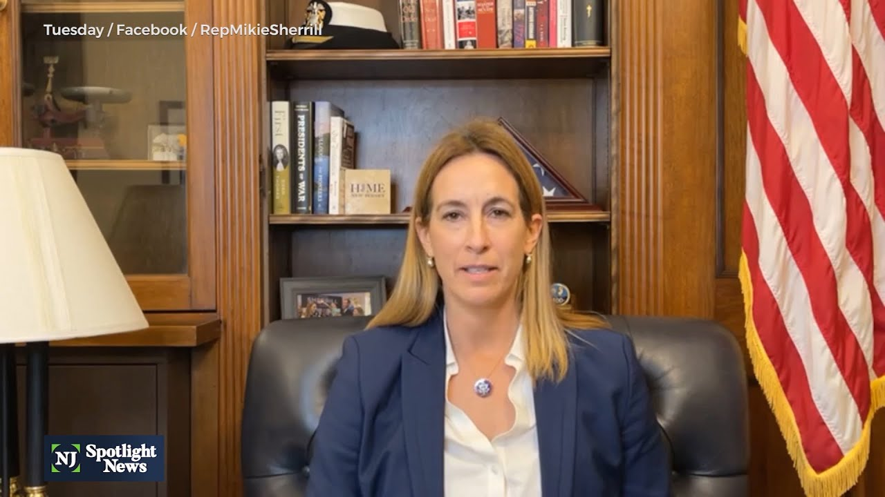 Rep. Mikie Sherrill says lawmakers led 'reconnaissance' of US ...