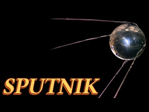 SPUTNIK - The First Ever Man made Satellite