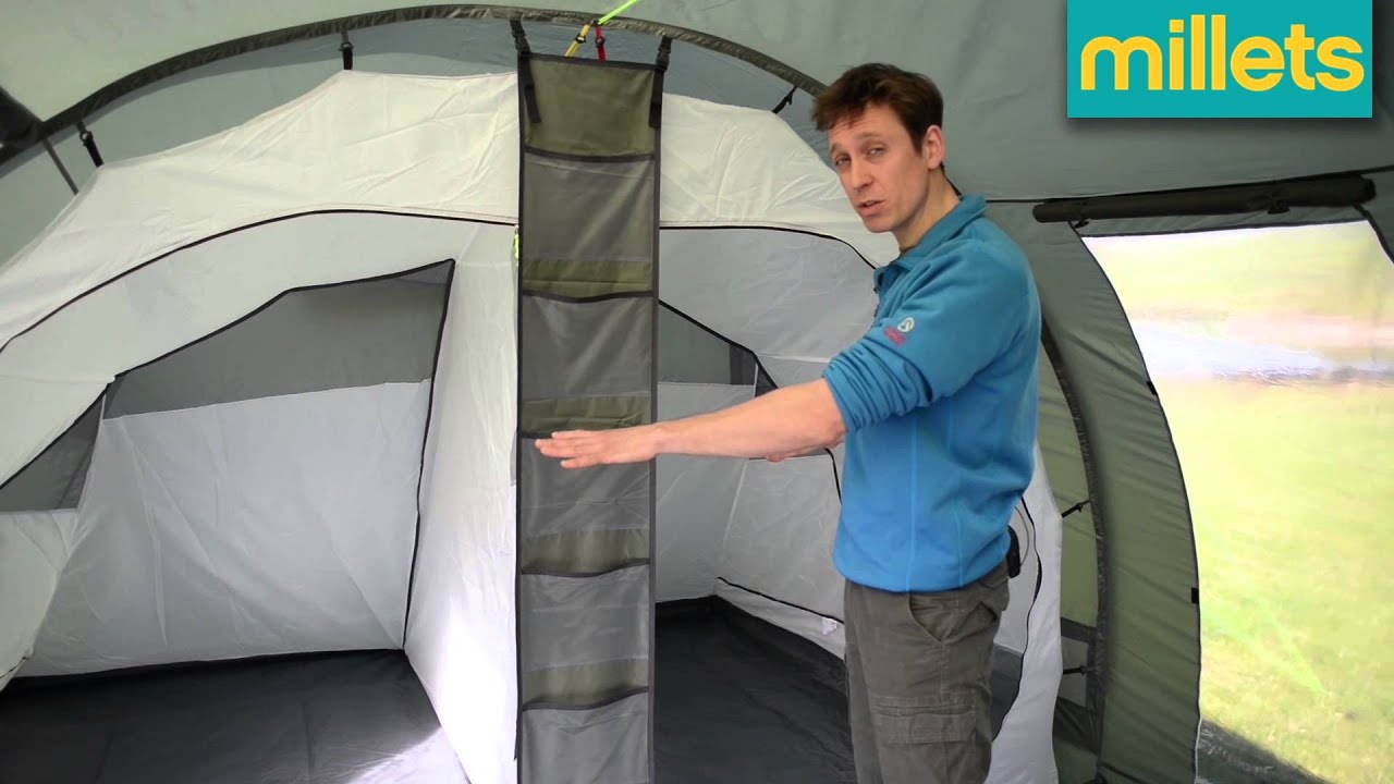 sc 1 st  YouTube & Eurohike Buckingham 8 Man Tent - YouTube