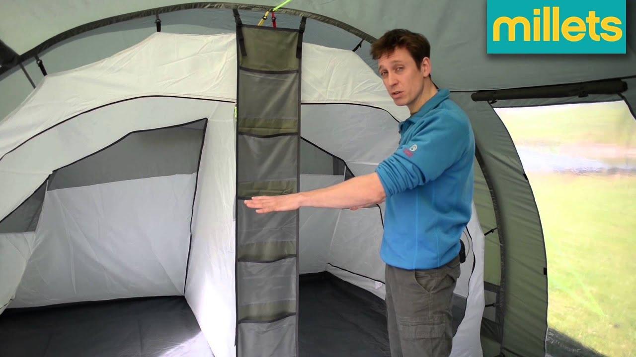 Tired of ads?  sc 1 st  YouTube & Eurohike Buckingham 8 Man Tent - YouTube