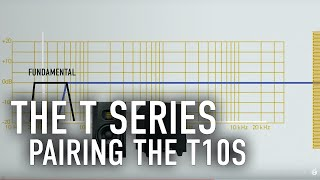 Pairing the All New T10S to the T Series | ADAM Audio