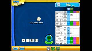 Yahtzee! PC Gameplay