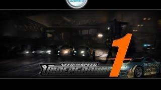 Прохождение Need for Speed: Underground #1 ( Под землю )