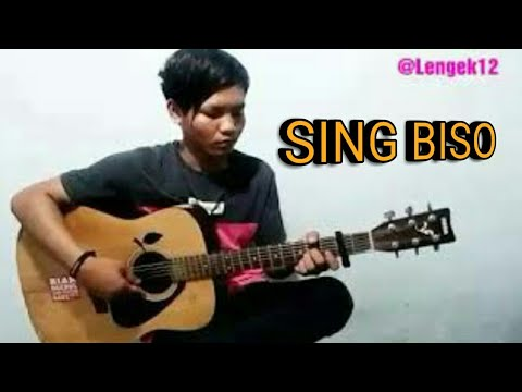 Sing Biso - Cover By (Rijal Wifqi)