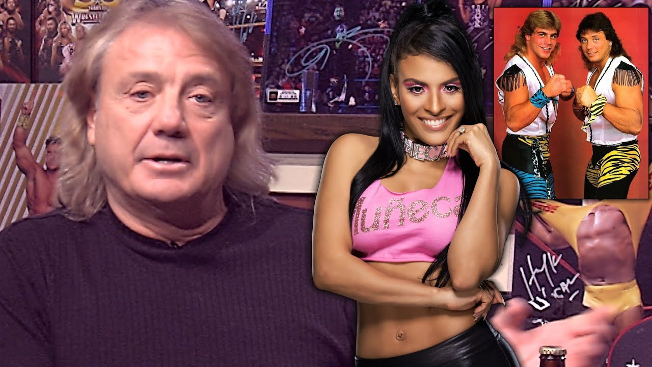 NEW!  Marty Jannetty on Zelina Vega Release, Unions, Shawn Michaels in AWA :: Wrestling Insiders