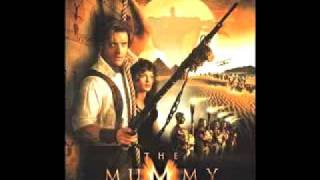 The Mummy 1 Soundtrack 13- Rebirth