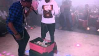 dj kitoko atalaku soire bcbg au safari club avec samuel eto o 237 695932872 prt2