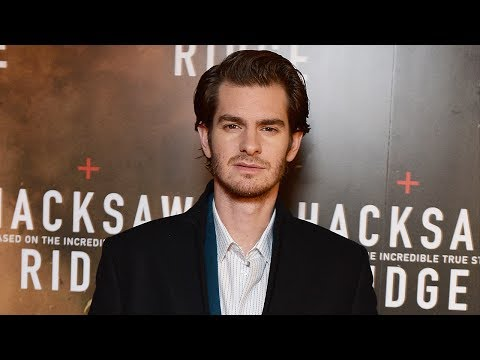 """Andrew Garfield Dresses In Drag & Lip-Syncs To Whitney Houston's """"I'm Every Woman"""""""