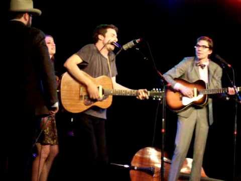 Justin Townes Earle & Joe Pug - Atlantic City