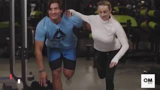 Дмитрий и Оксана Яшанькина / Парные упражнения для укрепления тела и отношений