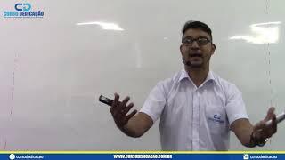 Início das aulas RM2 MARINHA OFICIAL CURSO DEDICAÇÃO