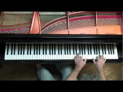 Chopin 'Ocean' Tutorial Op 25 No 12 Paul Barton, piano