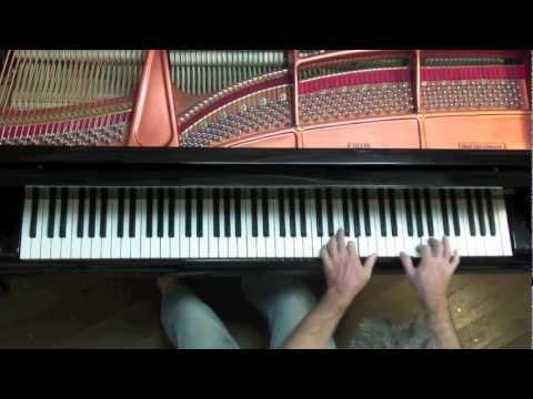 Chopin 'Ocean' Tutorial Op 25 No 12   Paul Barton, piano
