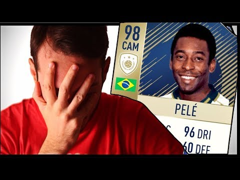 HO SCARTATO PELE 98 ICON PRIME !! :( - Pack And Discard Russia Mondiali 2018