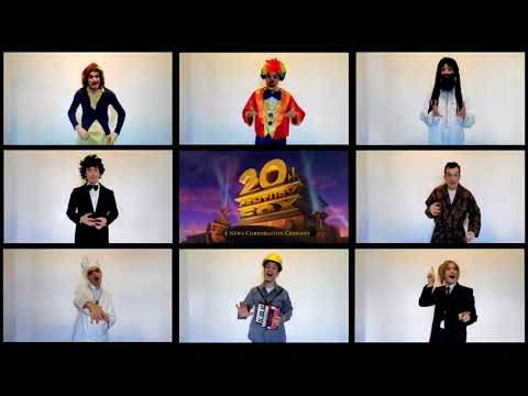 20th Century Fox Intro A Cappella (Nacho Iribarne)