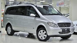 Mercedes-Benz Viano с пробегом 2007 |