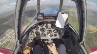 видео полет на як-52