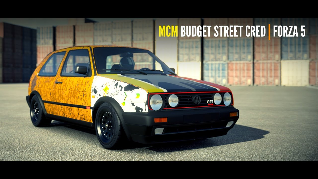 Cars That Start With J >> MCM Budget Street Cred [DomesticMango Style] | Forza 5 - YouTube