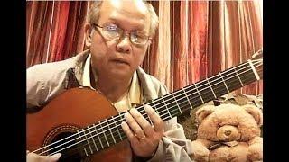 Em Đi Chùa Hương (Trung Đức - thơ: Nguyễn Nhược Pháp) - Guitar Cover by Hoàng Bảo Tuấn