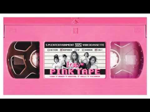 f(x) - Pink Tape 03 - Pretty Girl