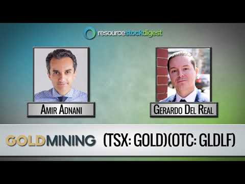 RSD Interview: GoldMining Inc. (TSX: GOLD) Chariman Amir Adnani - January 10, 2019