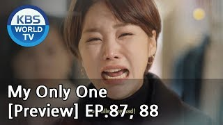 My Only One | 하나뿐인 내편 EP87,88 [Preview]